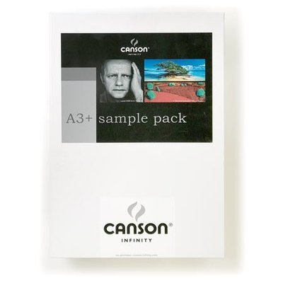 Canson Infinity Discovery Pack FineArt A3+