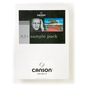 Canson Infinity Discovery Pack Fine Art + RC A3+