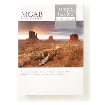 Moab Sample Box