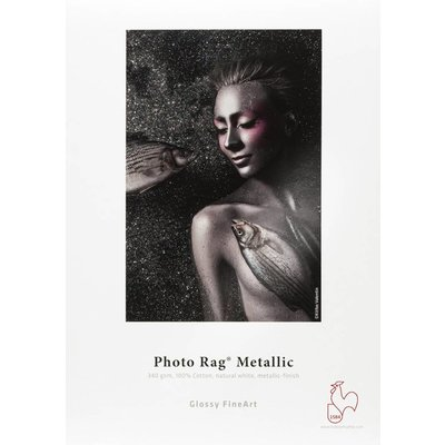 Hahnemühle Photo Rag® Metallic 340 gr/m²