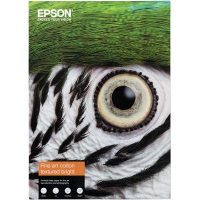 Epson Fine Art Cotton Textured Bright