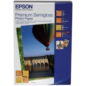Epson Premium Semigloss Photo Paper 250g/m