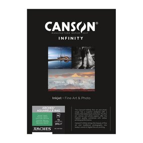 Canson Infinity Arches Aquarelle RAG 310 gr/m2