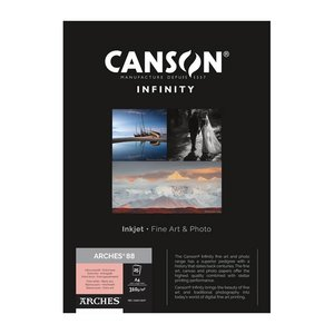 Canson Infinity Arches 88 RAG 310 gr/m2