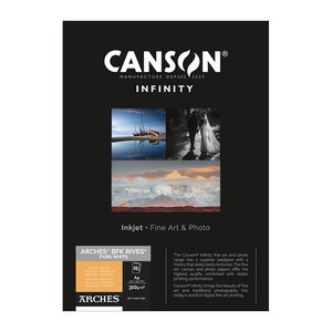 Canson Infinity BFK Rives 310 gr/m2 Pure White