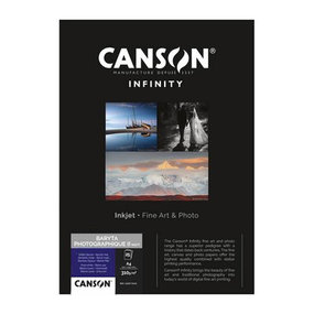Canson Infinity Baryta Photographique II Mat 310 gr/m²