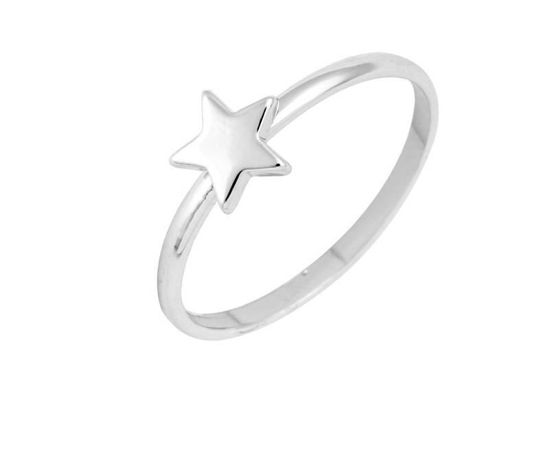 Joboly Star-star hip minimalist ring