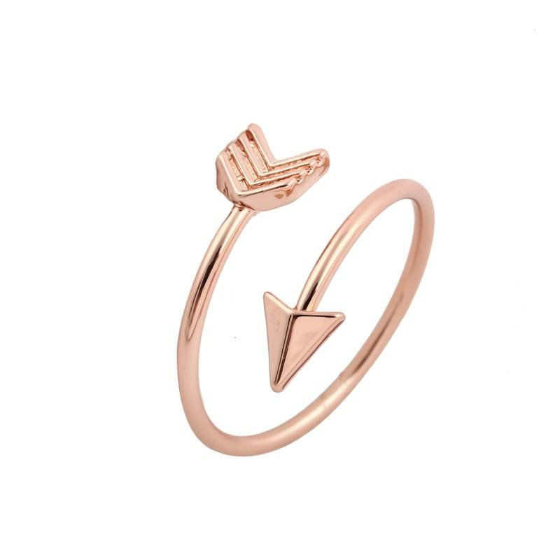 Joboly Pfeil Pfeil Boho böhmischen Stil verstellbarer Ring