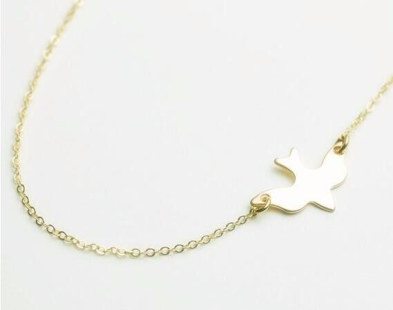 Joboly Trendy bird bird animal musthave necklace