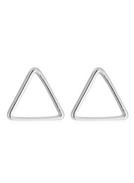 Joboly Dreieckige minimalistische Dreieckohrringe