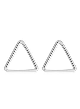 Joboly Triangle open minimalistic triangle earrings