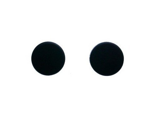 Joboly Dense circle minimalist earrings