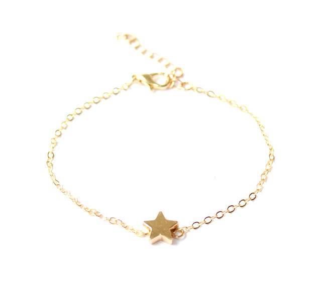 Joboly Star star hip minimalist bracelet