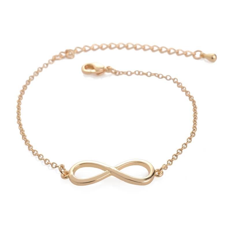 Joboly Infinity endless infinite subtle bracelet