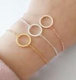 Joboly Circle minimalistic bracelet