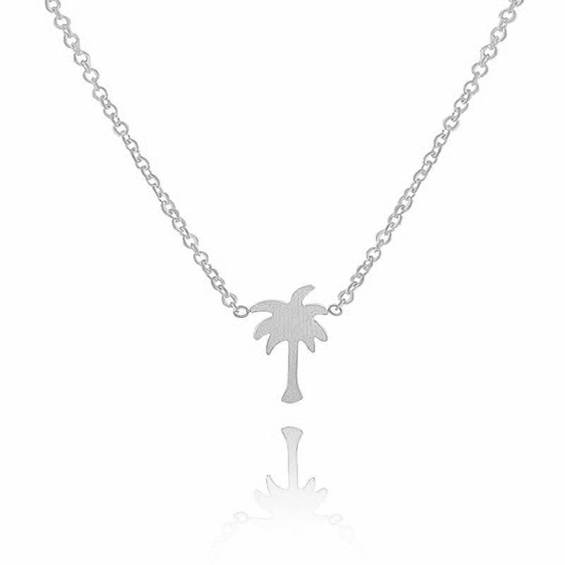 Joboly Palme modische Halskette