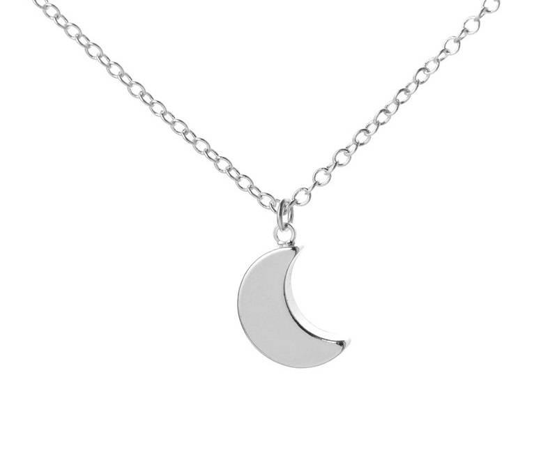 Joboly Mond Mond Nacht Hüfte Halskette