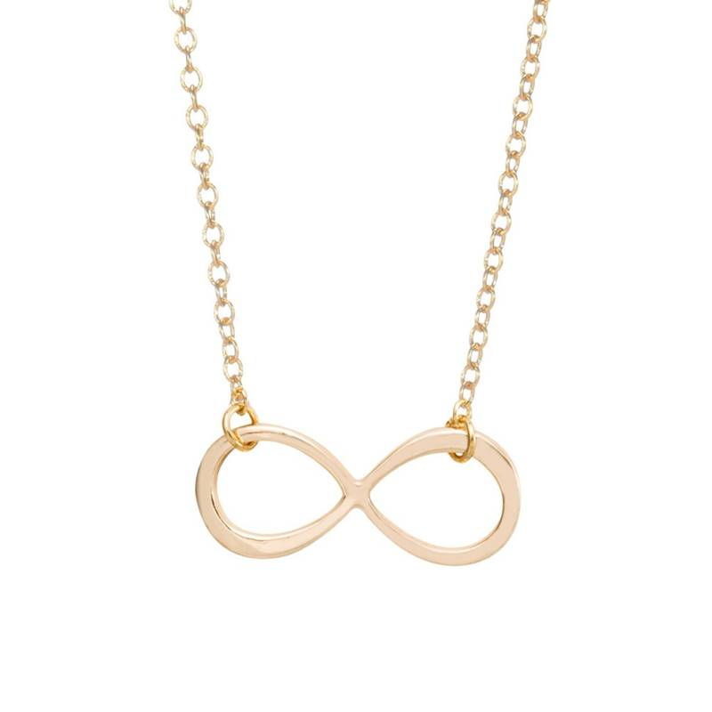 Joboly Infinity endless infinite subtle necklace