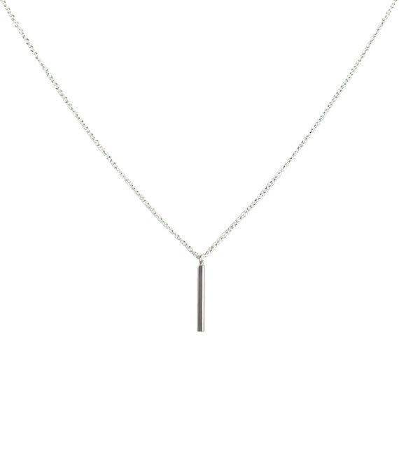 Joboly Bar minimalist bar necklace