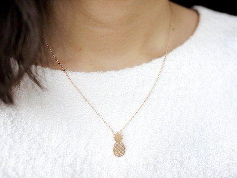 Joboly Pineapple necklace