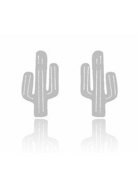 Joboly Kaktus trendy Ohrringe