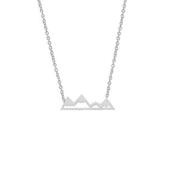 Joboly Berg mountain trendy ketting