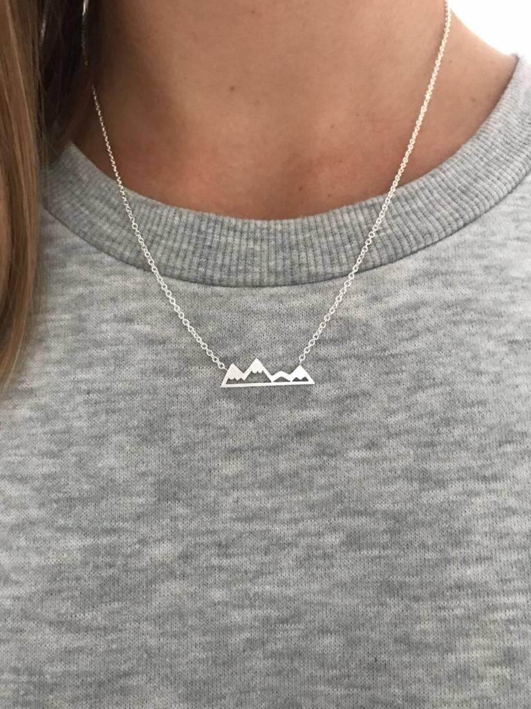 Joboly Gebirgsberg trendy Halskette