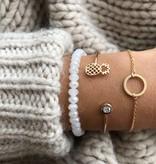 Joboly Cirkel minimalistische armband