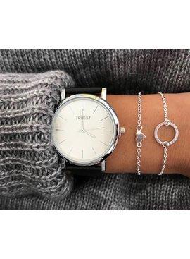 Joboly Sieraden armband hart hartjes heart liefde subtiel minimalistisch