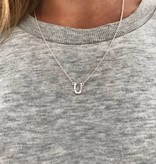 Joboly Horseshoe of horse horse necklace