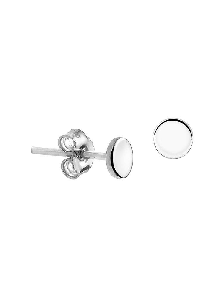 Joboly Joboly Jewelery Earrings Dense Circle - Ladies - stud earrings 925 Silver