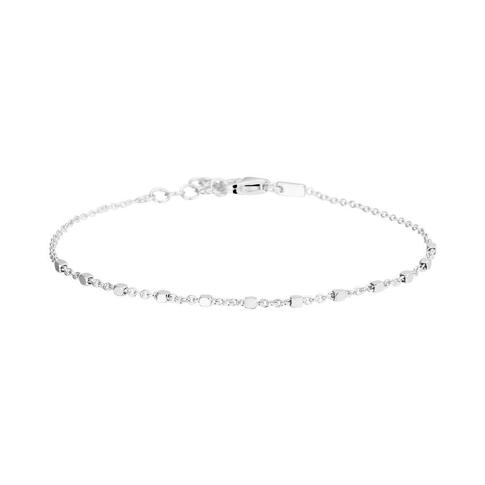Joboly Sieraden Armband Bar - Dames - 925 zilver
