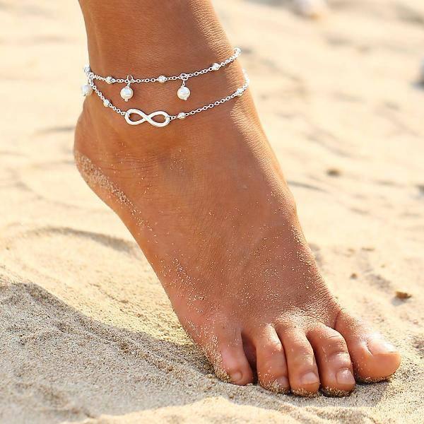 Joboly Infinity ankle strap