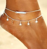 Joboly Star bar ankle strap