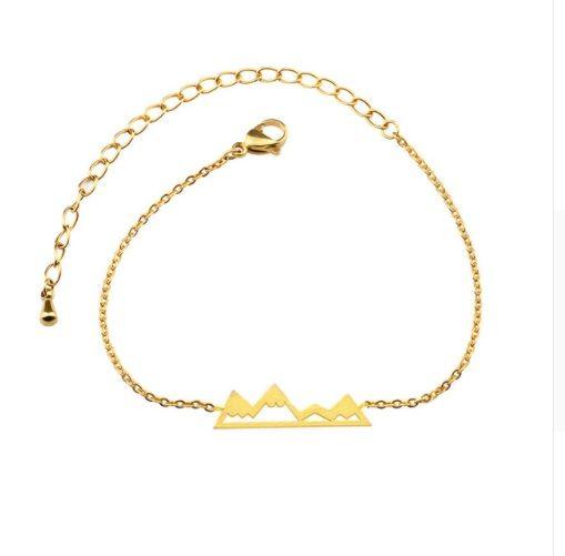 Joboly Berg mountain trendy armband