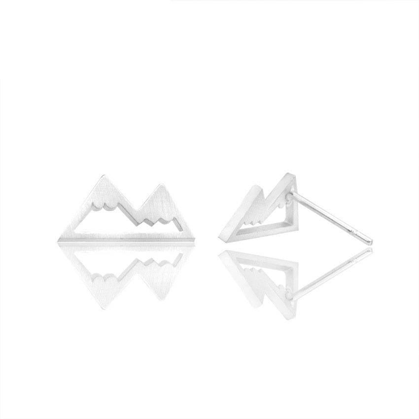 Joboly Mountain mountain trendy earrings