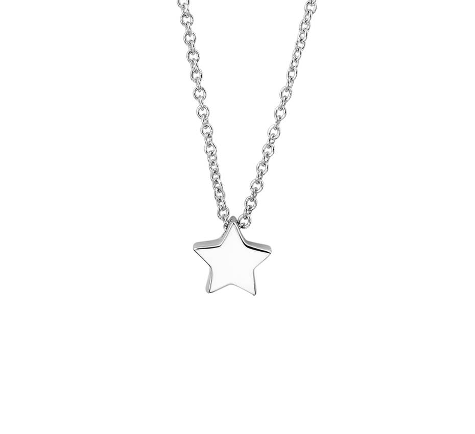 Joboly Joboly Jewelery Star Necklace - Ladies 925 Silver