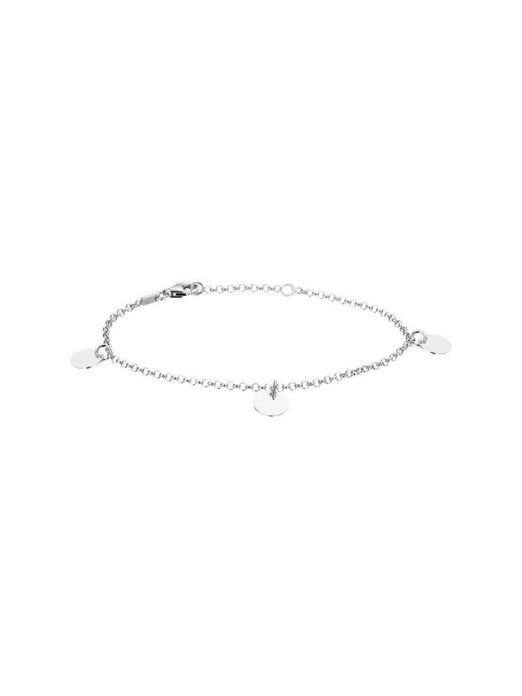 Joboly Jewelry Bracelet Coin - Ladies - 925 Silver