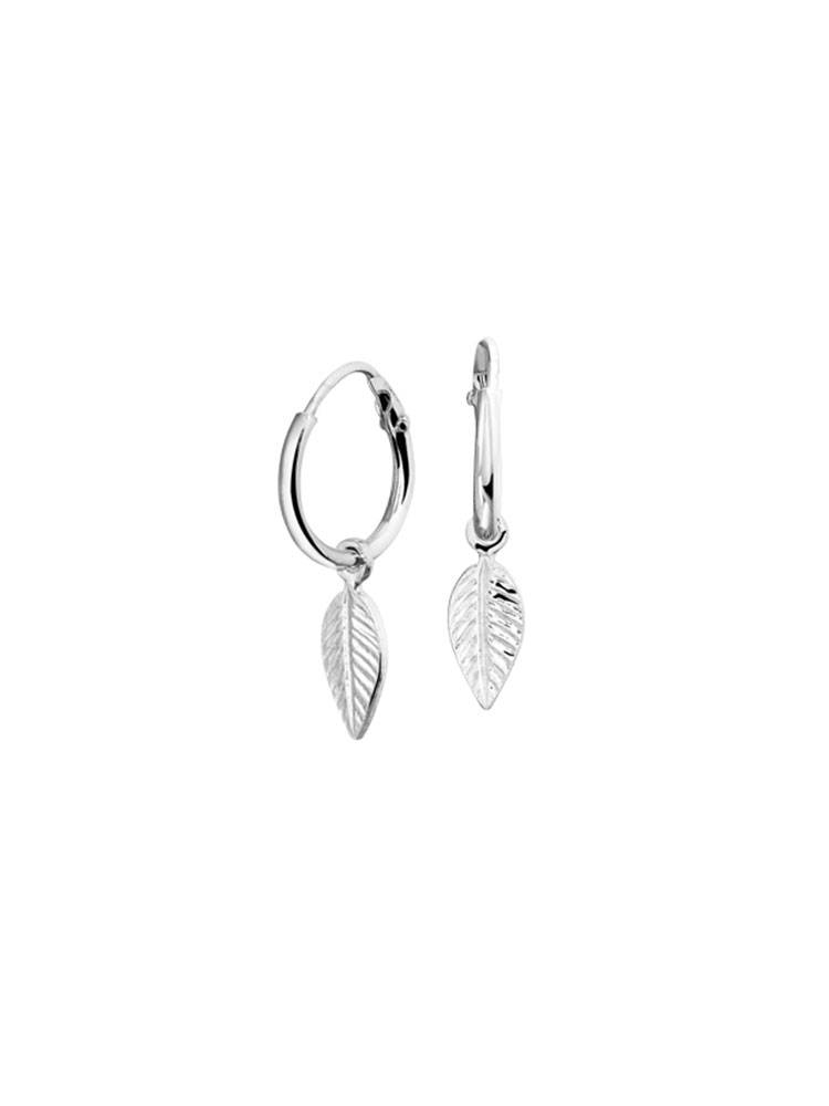 Joboly Jewelery Earrings Leaf - Ladies - studs 925 Silver