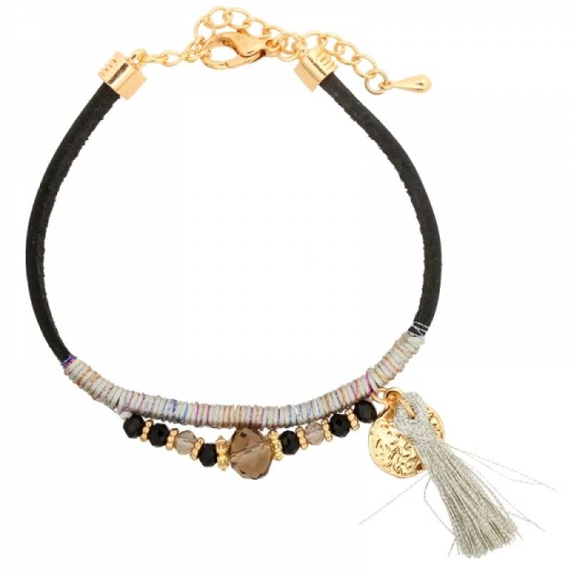 Joboly Ibiza bracelet with tassel