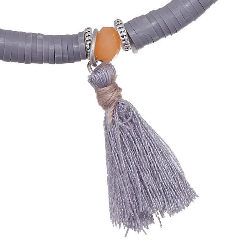 Joboly Ibiza boho bracelet with charms