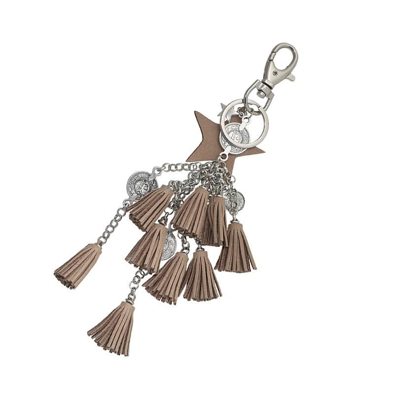 Lovelymusthaves Boho keychain and tashanger