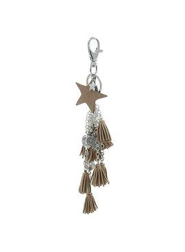 Lovelymusthaves Boho sleutelhanger en tashanger