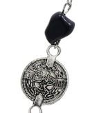 Joboly Trendy boho ibiza earrings with charms