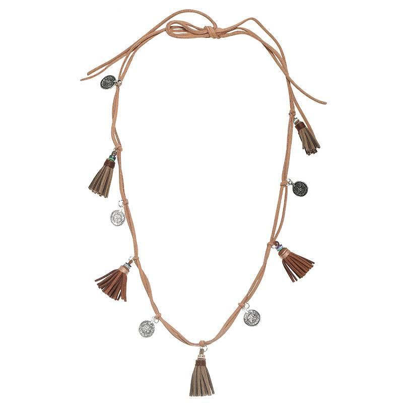 Joboly Ibiza boho necklace