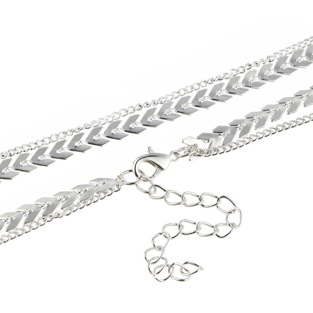 Lovelymusthaves Layered v necklace