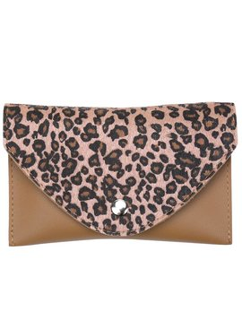 Lovelymusthaves Leopard belt bag