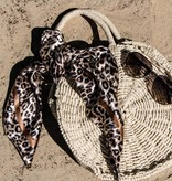 Lovelymusthaves Round wicker beach bag