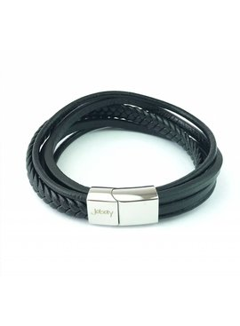 Joboly Joboly Jewelry Multilayer Bracelet Leather - Men