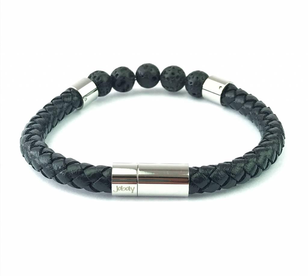 joboly-sieraden-armband-gevlochten-leer-heren